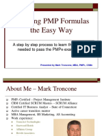 Learn PMP- Easy way
