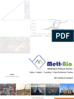 Mett-Bio Metallurgical Testing and Services