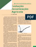 Evolucao Da Mecanizacao Agricola
