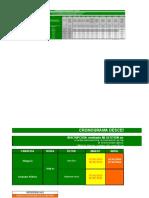 2018 Cronograma EFIP I