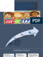 Normatividad de La Educacion en Colombia - Copia