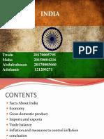 India Macro