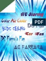 DC Farrata Fan