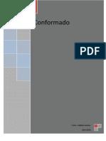 Definicion de Procesos de Mecanizado Conformado y Montaje