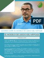 Maurizio Sarri Nápoles