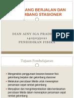 Gelombang Berjalan Dan Gelombang Stasioner - Edit