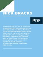 Nick Bracks Corporate Proposal