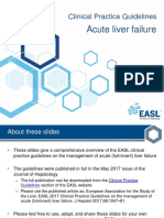 Acute Liver Failure EASL CPG