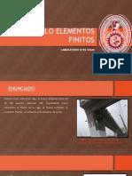 CALCUÑO DE ELEMENTOS FINITOS