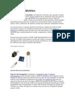 Sensor Fotoeléctrico