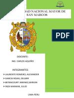 Monografia Estudio de Mercados
