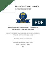 Plan de Tesis Giancarlo Silva