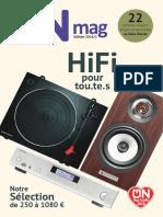 ON mag - Guide Hifi pour tou.te.s 2018