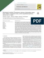 Hormones and Behavior Volume 100 Issue 2018 Doi 10.1016 2Fj.yhbeh.2018.02.