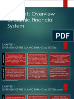Overview of Islamic Financial System