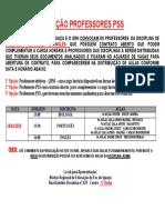 Distribuição de Aulas de Biologia Português e Inglês - Pss 2018 (2)