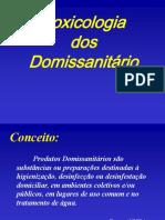 Intoxicaco Por Domissanitarios