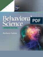 BRS Behavioral Science by Barbara Fadem