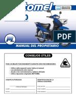 1299870100366425008661PX 110 - Manual del Propietario