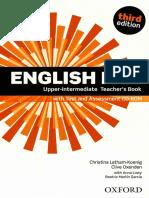English File Intermediate Book