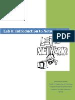 Networking Lab Workbook - University of Jordan