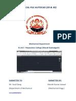 Auto CAD File