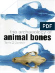O'Connor - The Archaeology of Animal Bones.pdf