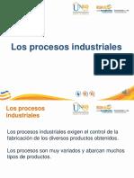 1- Los Procesos Industriales en La Instrumentación Industrial