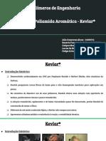 Kevlar - Engenharia de Polímeros