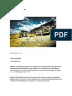 Maquinaria en La Mineria