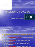 Adsorbents & Laxative-21