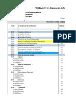PC1 USIL COSTOS Y PRESUPUESTOS