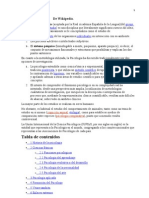 Psicología    De Wikipedia-2