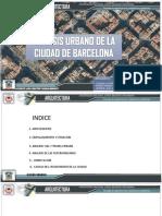 Diseño Urbano Barcelona