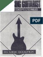 Guitar Aerobics Pdf