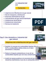 Uso Domestico e Industrial Del Gas Natural