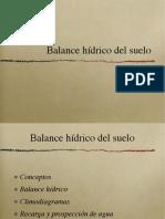 H06 Balance Hidrico