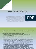 IMPACTO AMBIENTAL FLORIDABLANCA