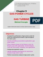BDA30403 Gas Turbines
