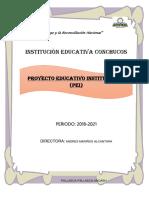 Pei-2017 i.e Conchucos Nivel Secundaria