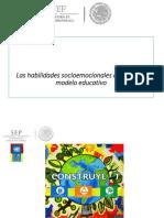 Las HSE en en Nuevo Modelo Educativo