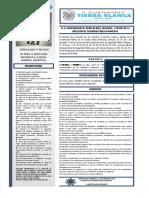 Convocatoria Publica Abierta Tierra Blanca 2018