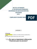ABC de Las Finanzas Unidad 1.