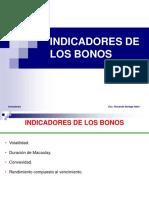Semana 2 b Indicadores de Los Bonos