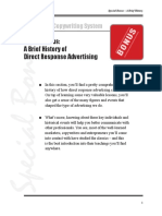 A Brief History of Direct Response Advertising