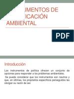 2da Clase Instrumentos de Planificación Ambiental