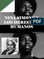 Mariana Flores Melo - Nina Simone y Los Derechos Humanos