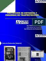 Proteccion de Distanacia y Teleproteccion