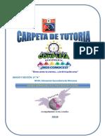 Ojo Bien Tutoria 2018 Soto