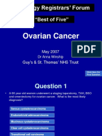 CO2A Sample Question Ovary